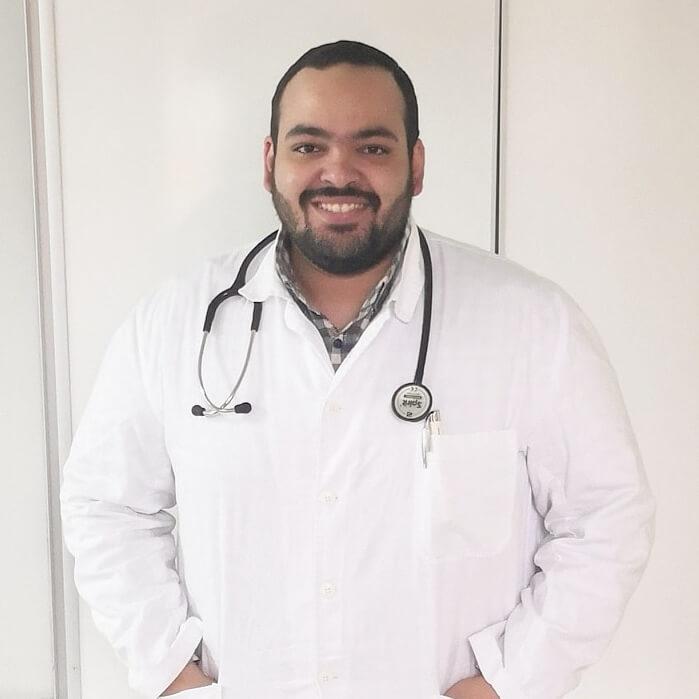Dr. Hamza Aggour