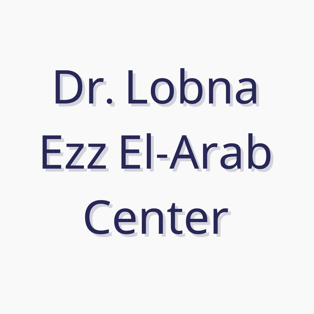 Dr. Lobna Ezz El-Arab
